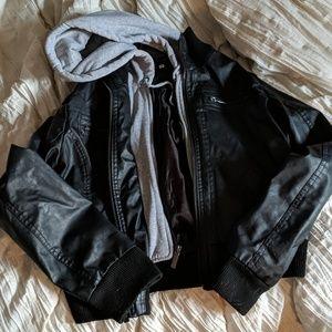 Juniors Size moto jacket